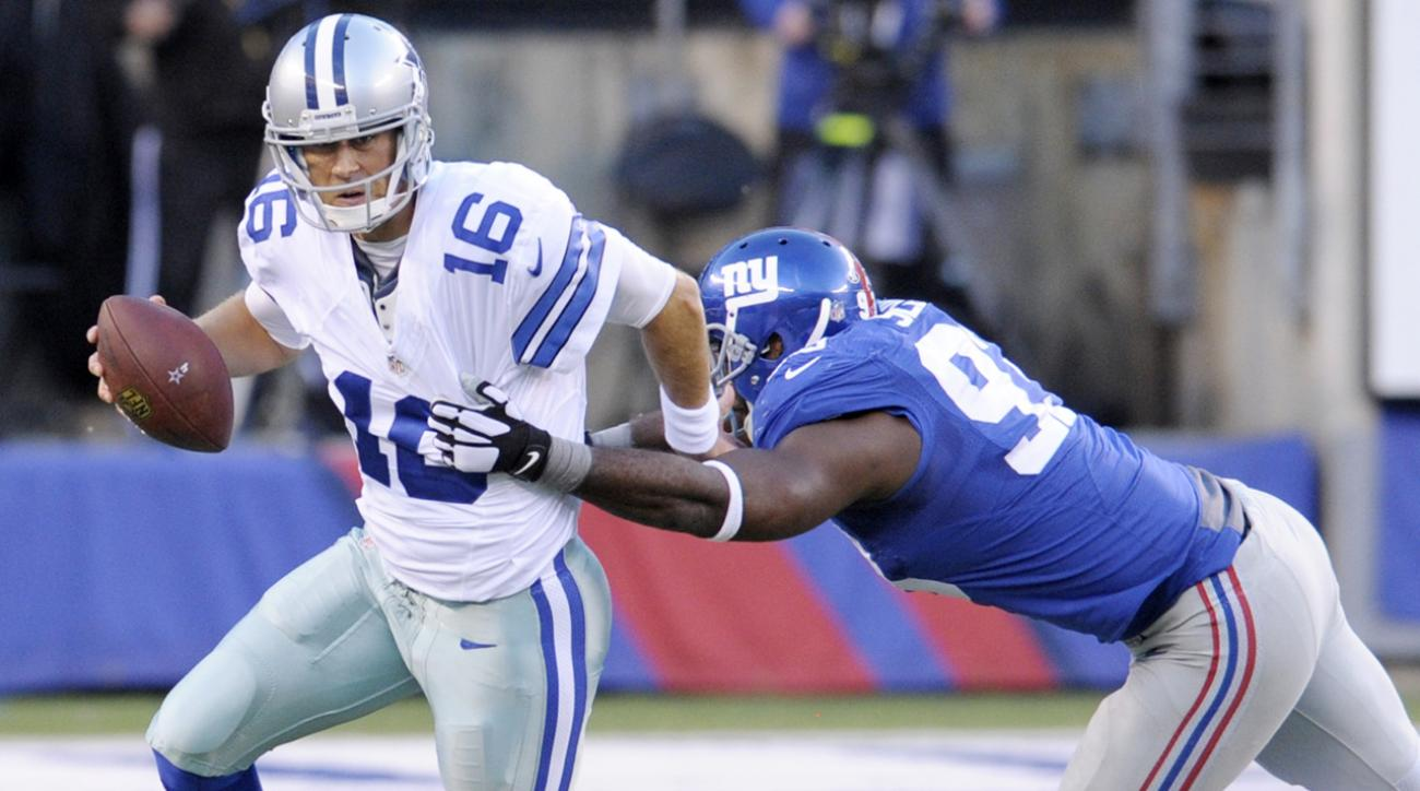 Dallas is close to falling out of NFC East race