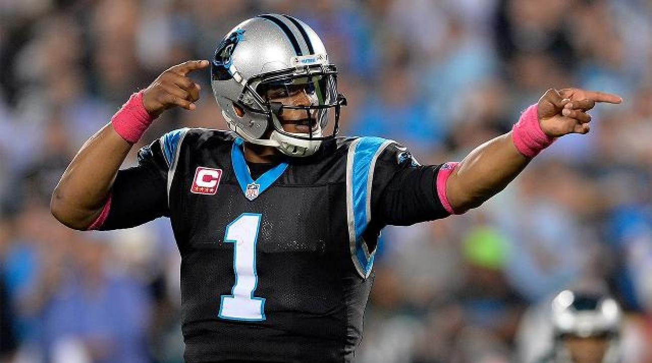 Panthers stay undefeated, beat Eagles 27-16