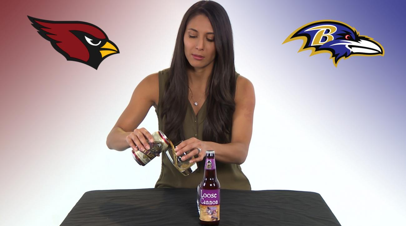 Mustard Minute: Week 7 Monday Night Football Beer Pick 'Em IMG