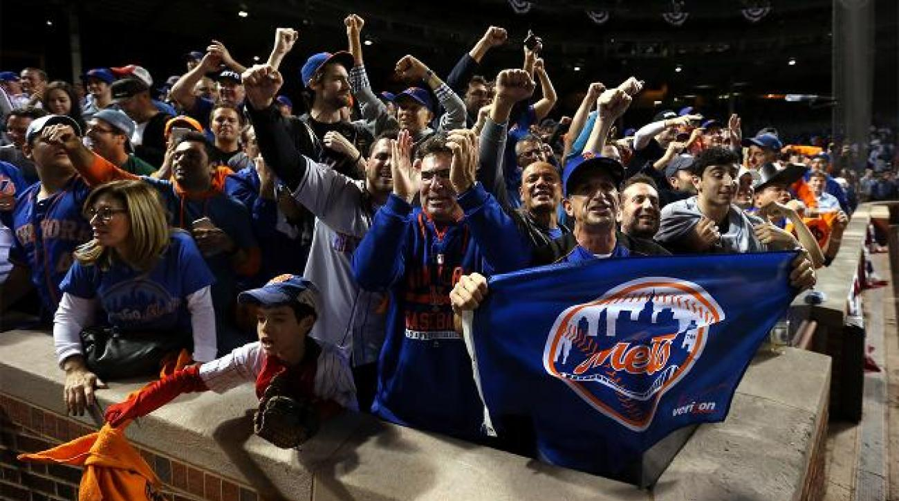 Mets World Series tickets on sale for one million dollars each