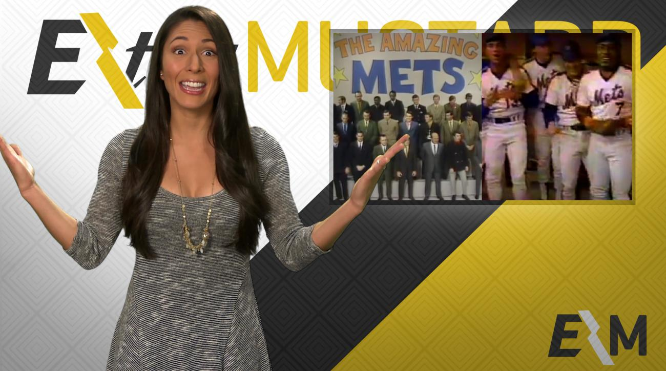 Mustard Minute: Mets championship teams like to sing IMG