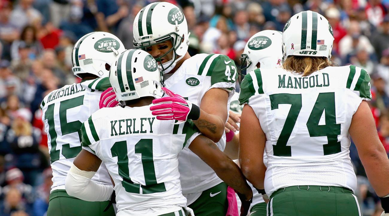 SI's NFL Power Rankings: Week 8