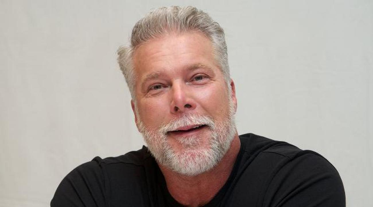 No holds barred with Kevin Nash