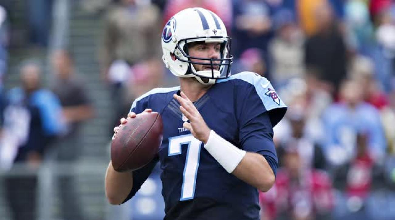 Titans QB Marcus Mariota out for second straight game IMAGE