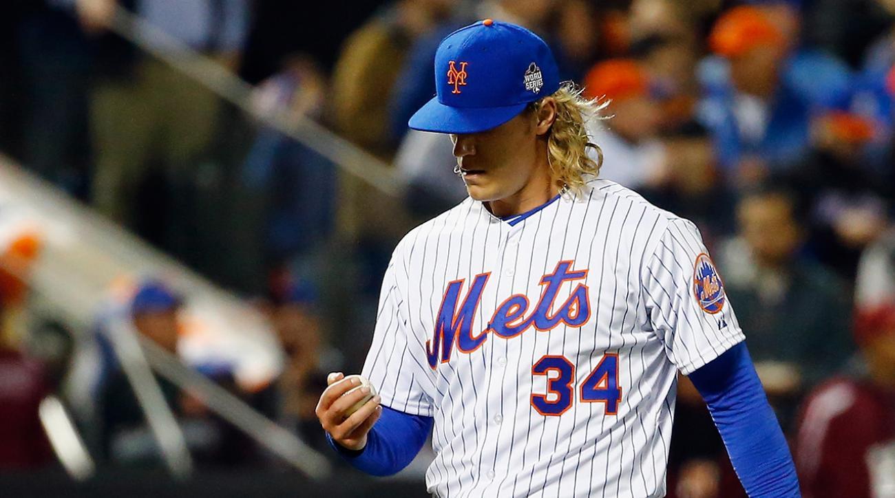 Syndergaard the superhero the Mets needed