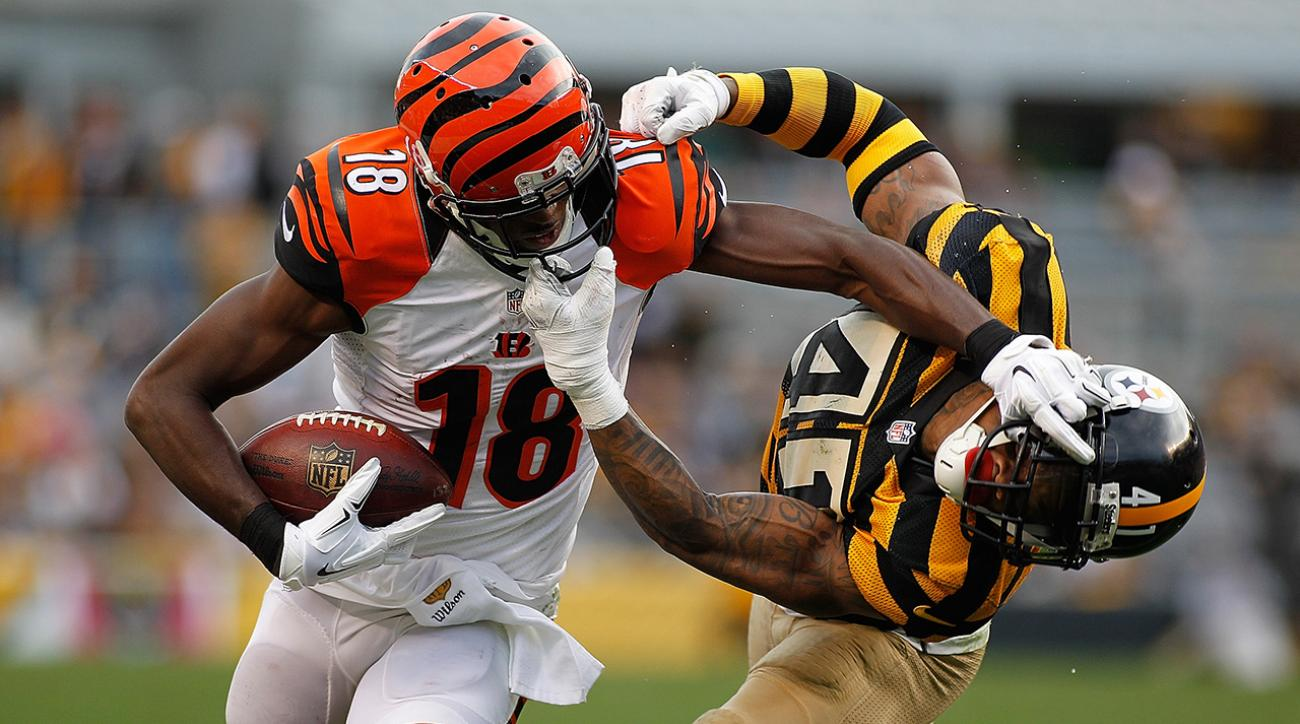 Have Bengals wrapped up AFC North already?
