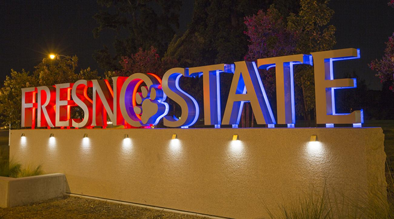 Fresno State freshman WR Chris Pryor accused of threatening campus shooting