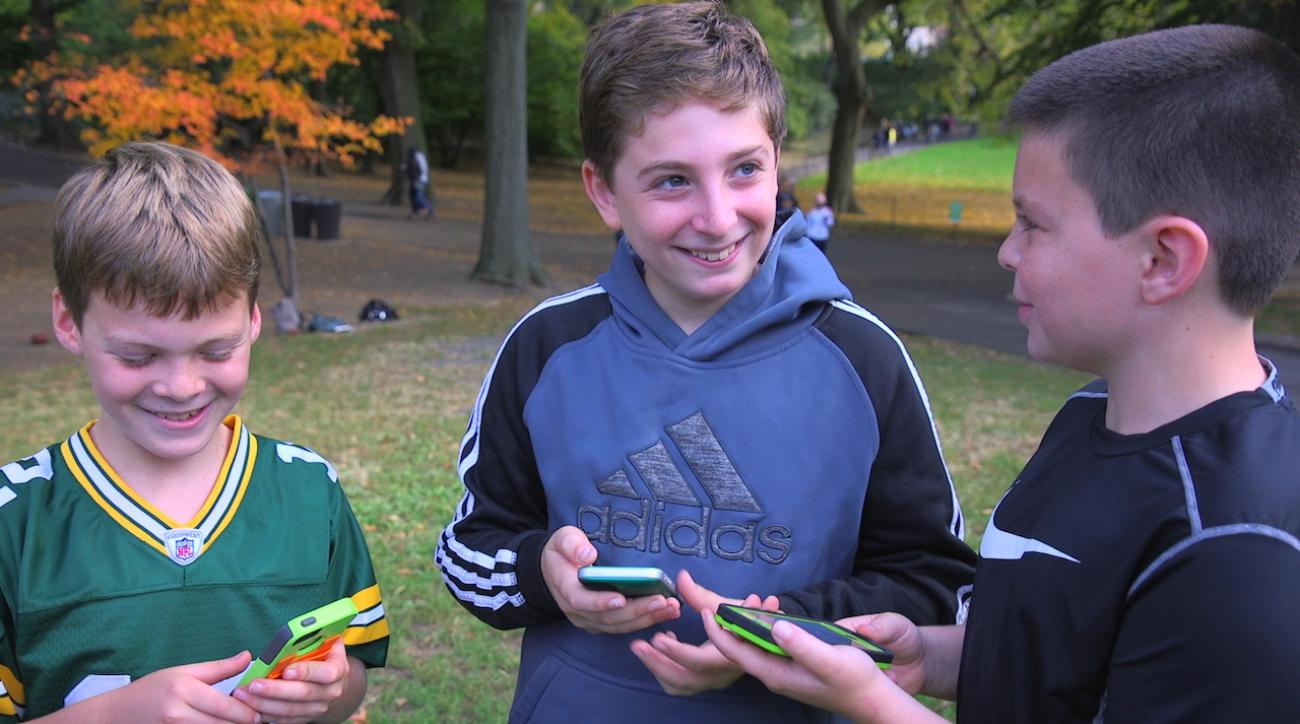 Voice of the Fan: A NFL Sunday for a 10-year-old