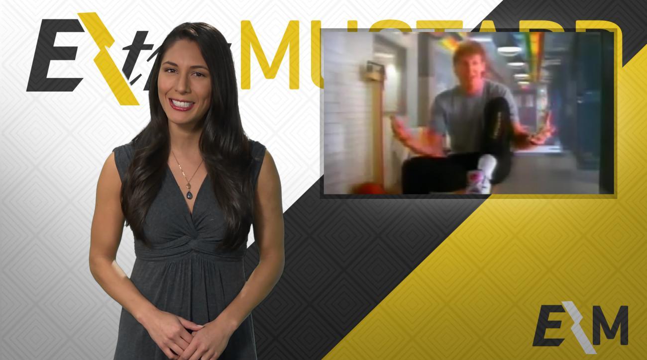 Mustard Minute: Happy 63rd Birthday, Bill Walton! IMG