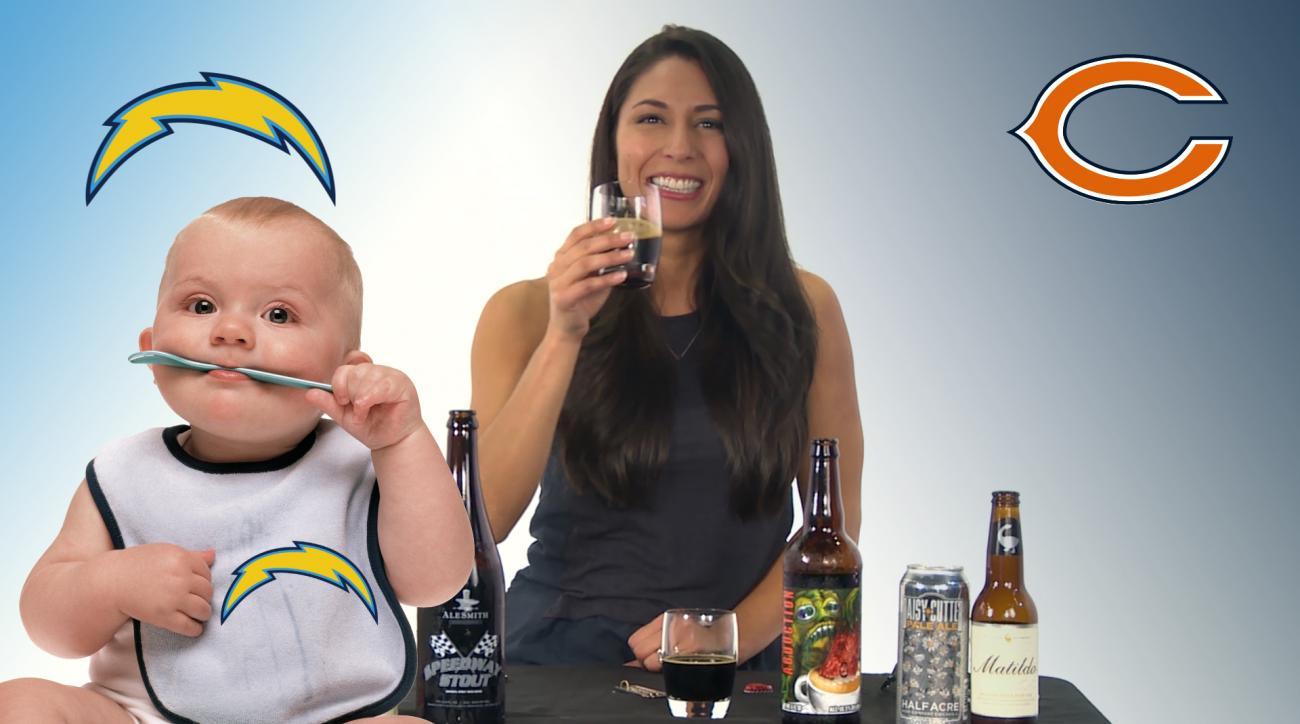 Mustard Minute: Week 9 Monday Night Football Beer Pick 'Em IMG