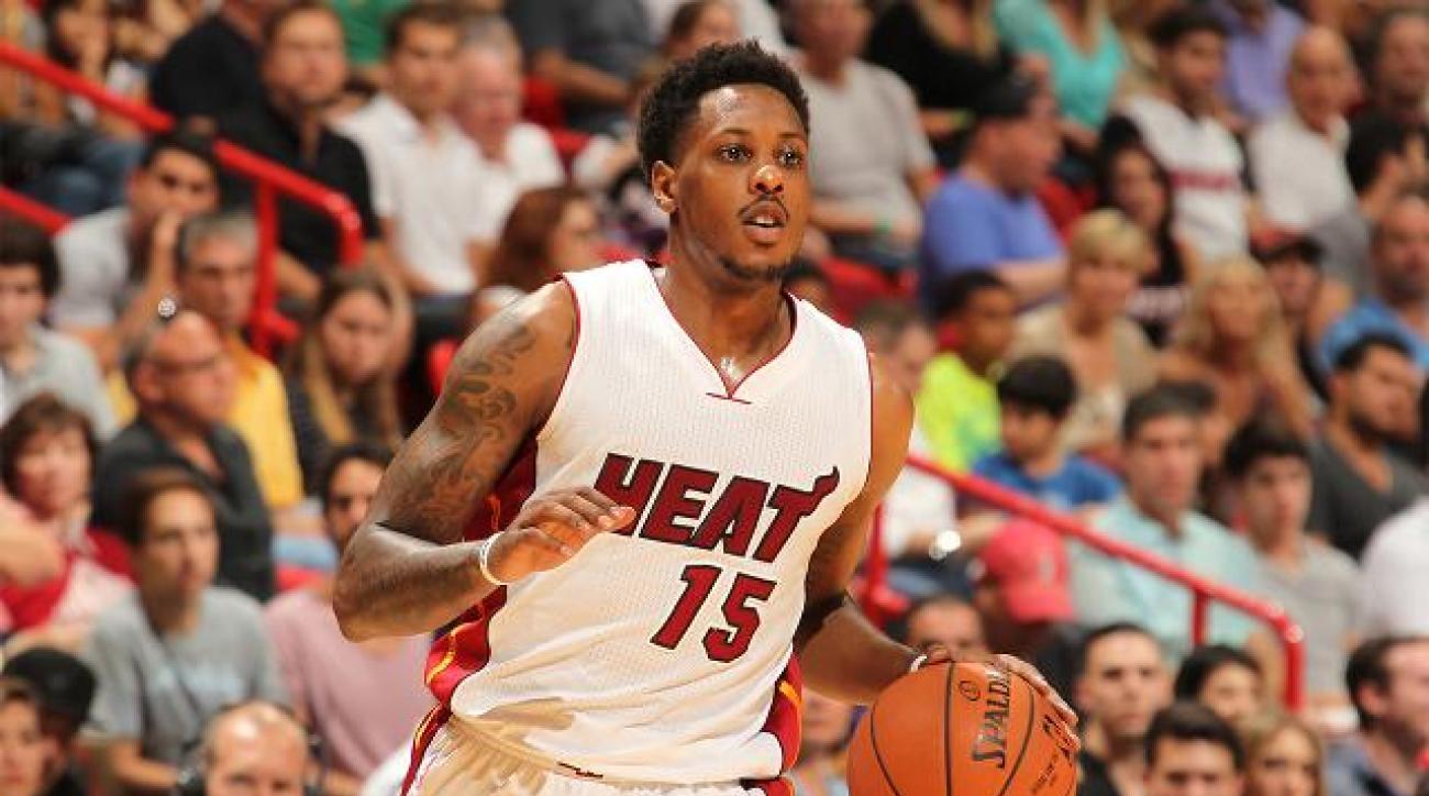 Report: Miami Heat trade Mario Chalmers to Memphis Grizzlies
