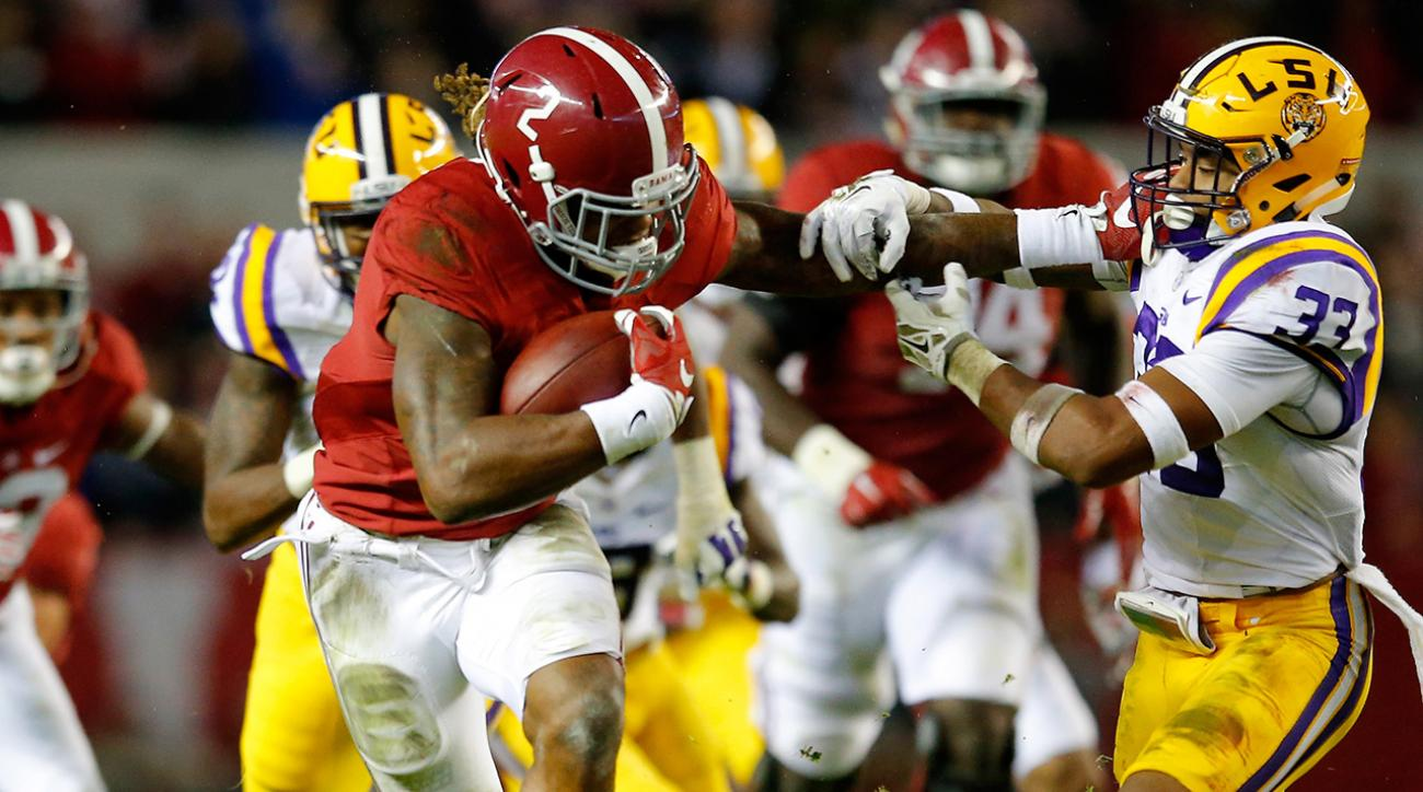 Alabama Crimson Tide, Mississippi State Bulldogs, ncaaf, si video, Two Minute Drill, sports illustrated, college football, alabama mississippi state, college football preview