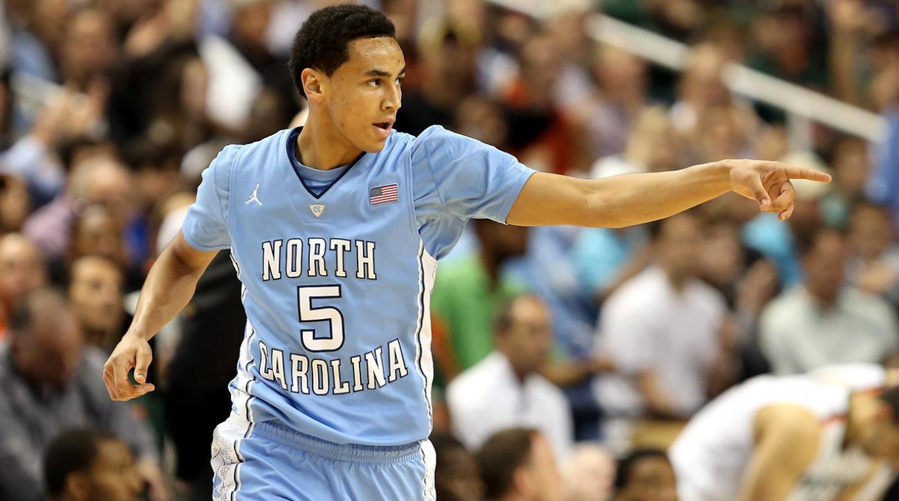 Marcus Paige North Carolina IMG