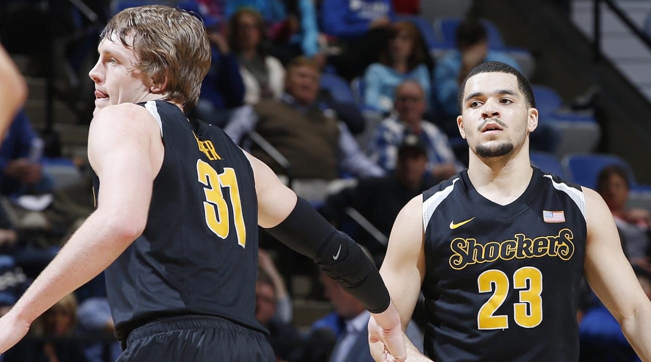Wichita State Shockers set to roll out best backcourt in NCAA IMG