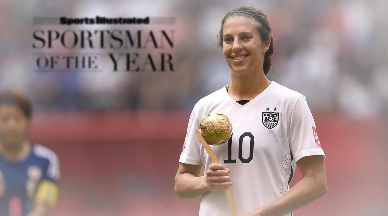 Sportsman of the Year Contenders: Carli Lloyd IMG