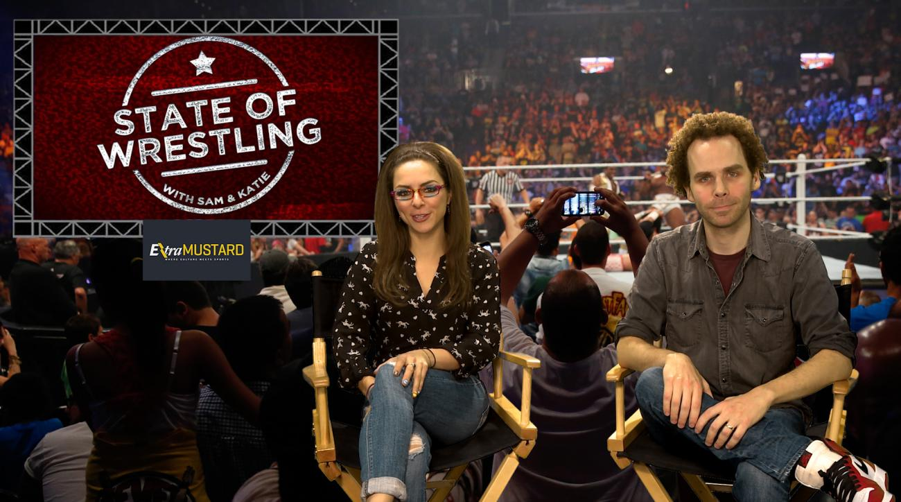 State of Wrestling with Sam Roberts and Katie Linendoll: Episode 1 IMG