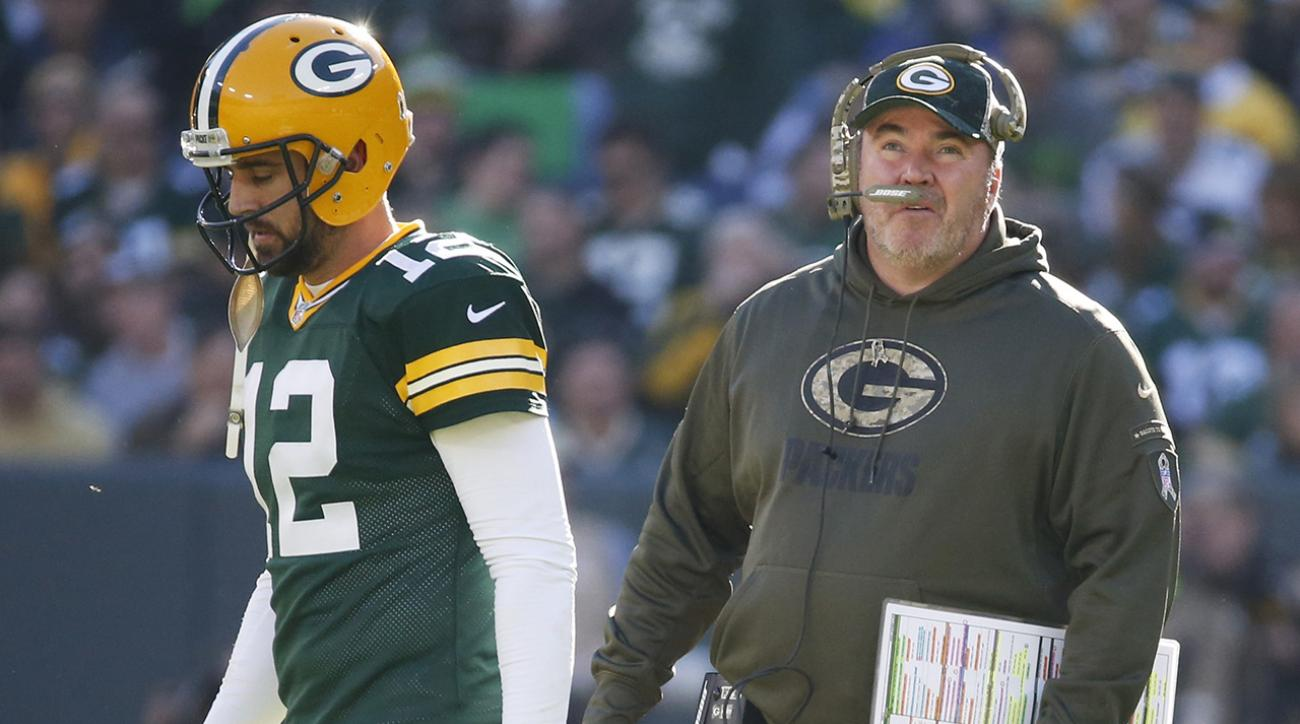 Mike McCarthy has to help Rodgers out