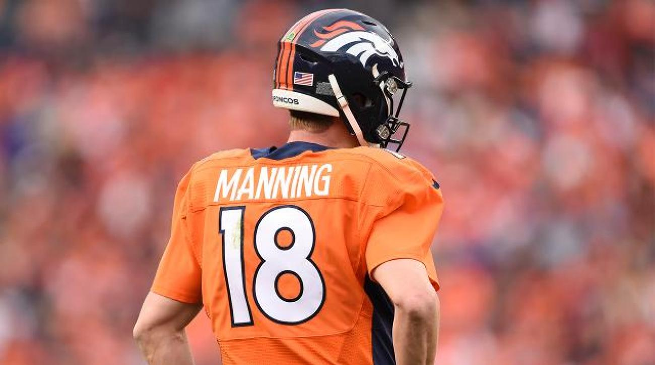 On the Numbers: Peyton Manning's record-setting day