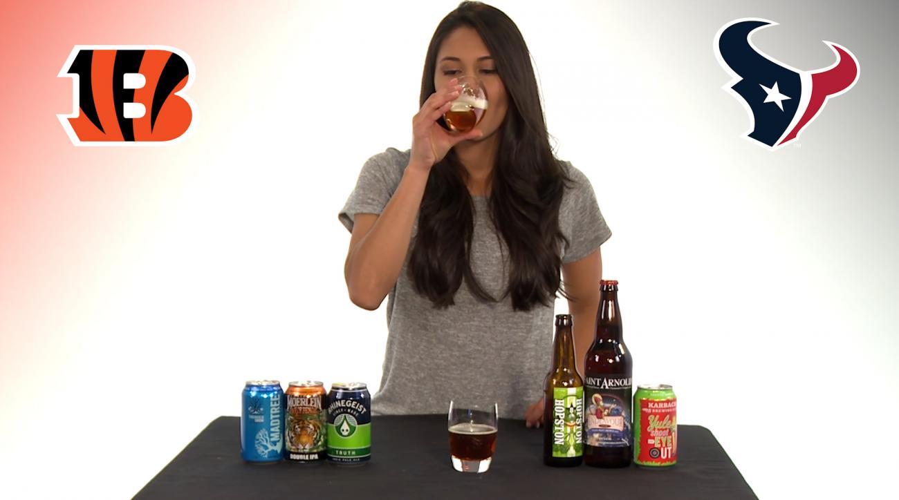 Mustard Minute: Week 10 Monday Night Football Beer Pick 'Em IMG