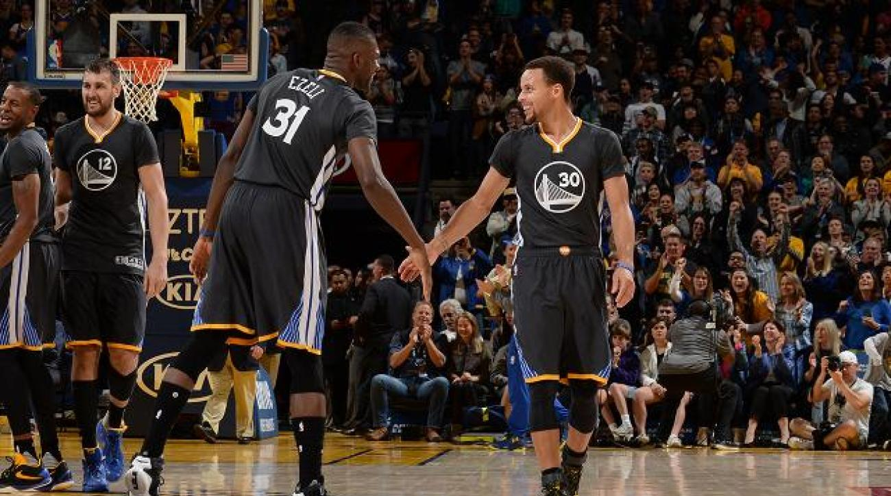 NBA Power Rankings: Undefeated Warriors remain on top