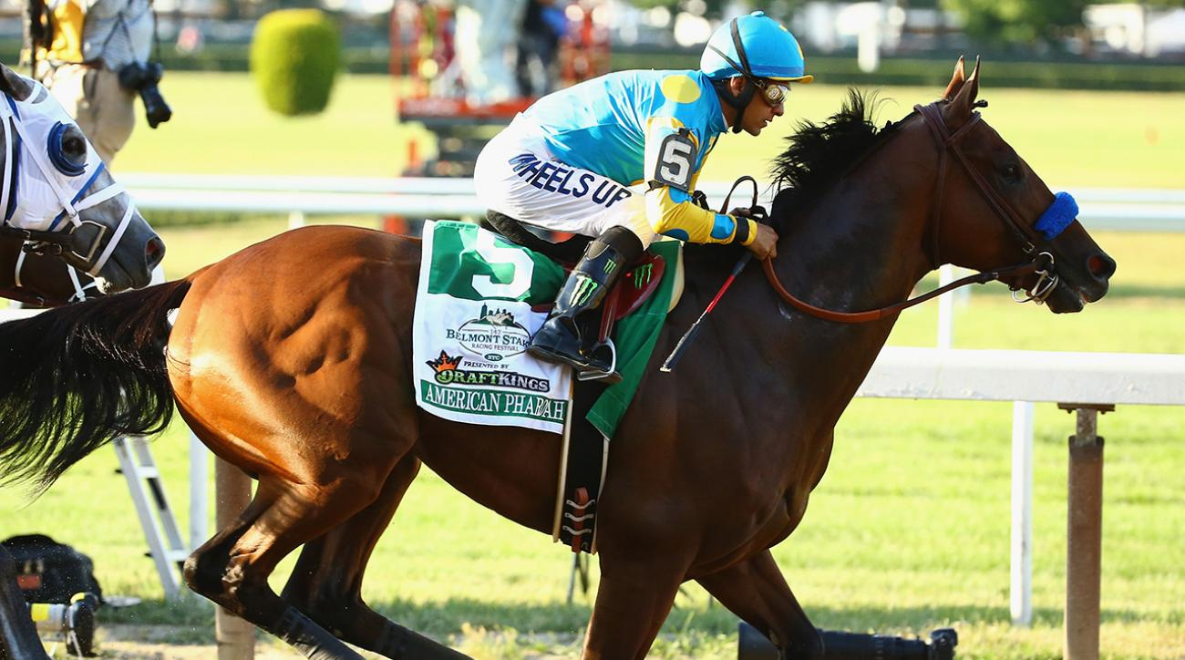 Sportsman of the Year contenders: American Pharoah