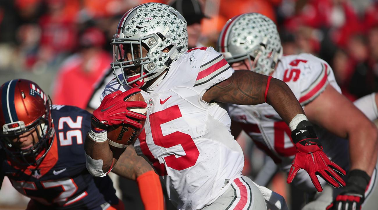 #DearAndy, ncaaf, Ohio State Buckeyes, si video, college football, sports illustrated, college football playoff rankings, notre dame fighting irish