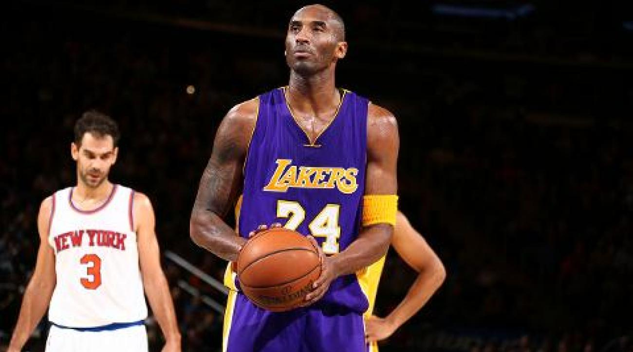 Kobe Bryant: 'If something doesn't change, this is it for me' IMAGE