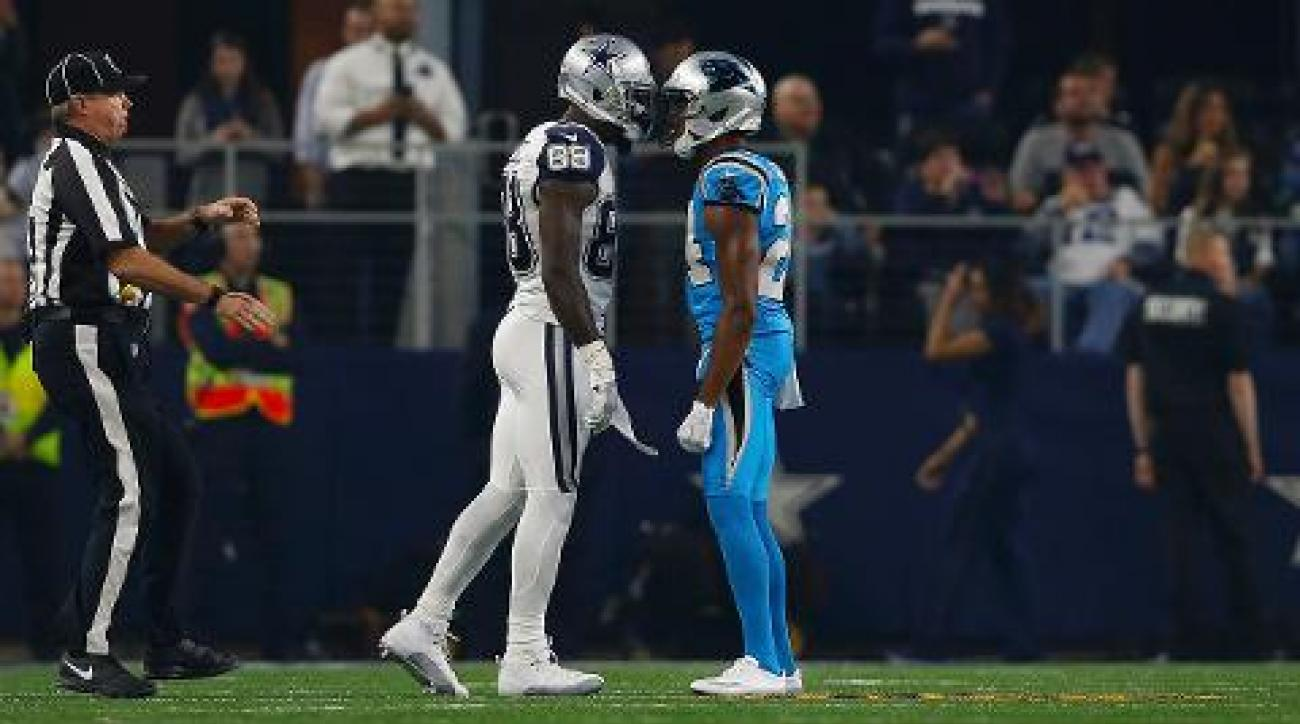 Watch Panthers Cb Josh Norman Says Dez Bryant Disrespected Him Before Win Over Cowboys