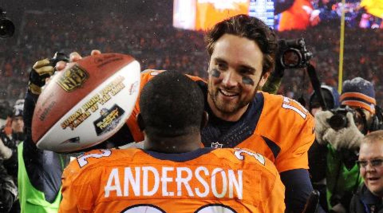 Denver Broncos hand New England Patriots first loss of season