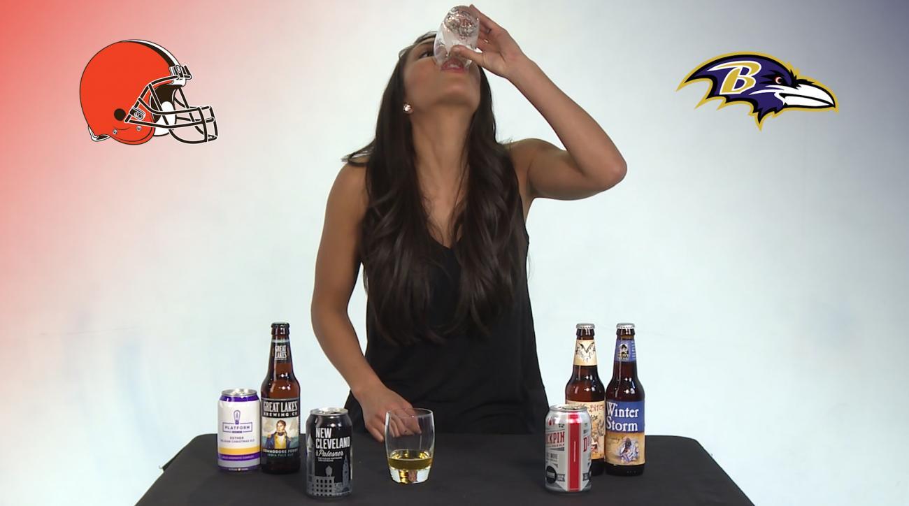 Mustard Minute: Week 12 Monday Night Football Beer Pick 'Em IMG