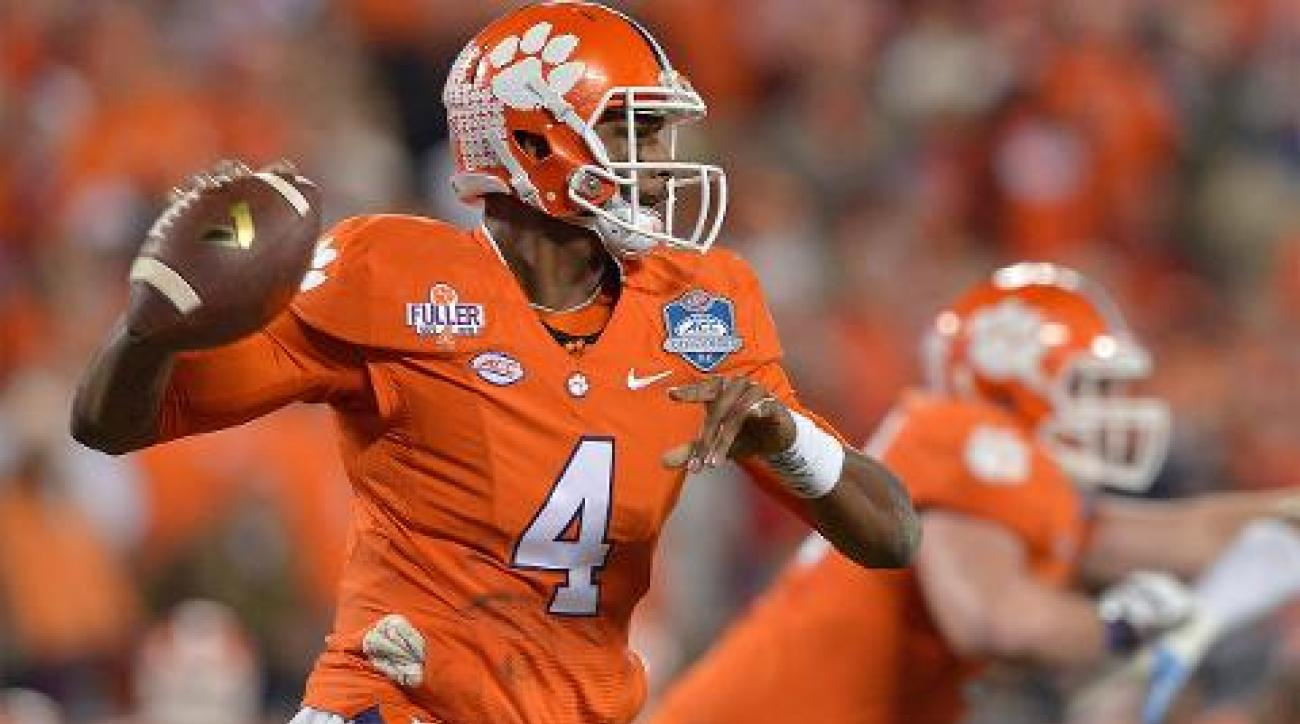 clemson tigers, College football, college football playoff, oklahoma sooners, sports illustrated, clemson oklahoma, college football playoff ranking,