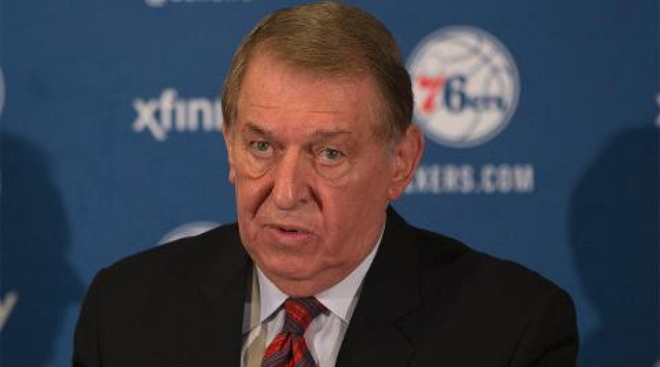 Philadelphia 76ers add Jerry Colangelo to front office IMAGE