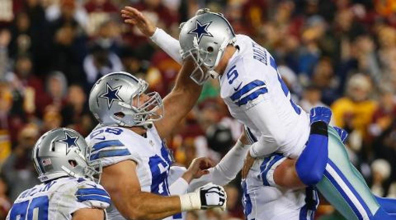 Cowboys edge Redskins 19-16 on Monday Night Football
