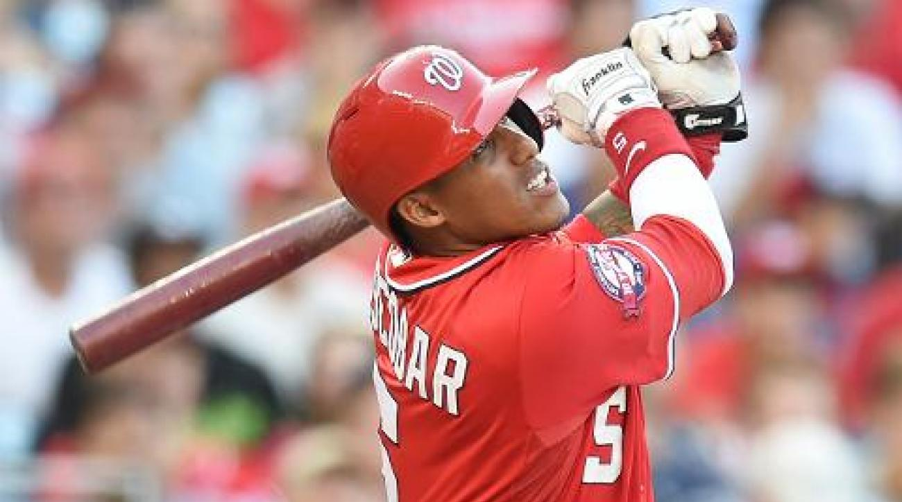 Report: Nationals trade infielder Yunel Escobar to Angels IMAGE