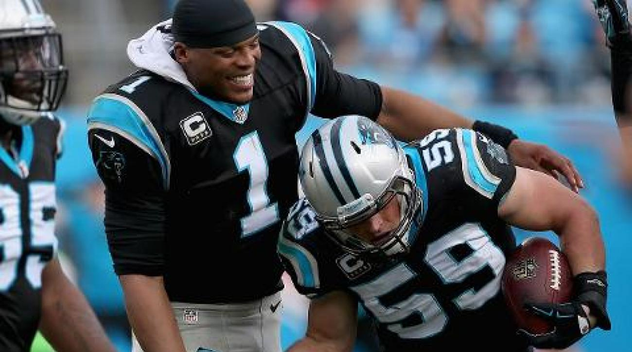 Should Panthers sit starters or go for 16-0?