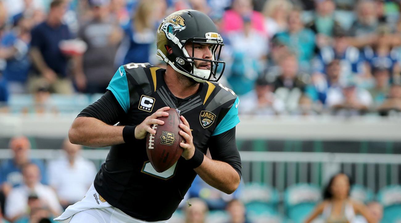 On the Numbers: Blake Bortles, Jaguars impress in Week 14