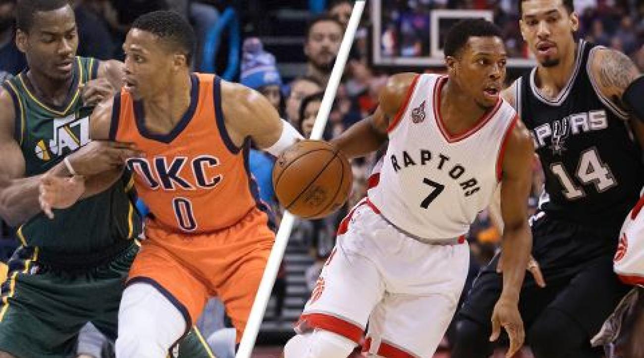 NBA Power Rankings: Thunder, Raptors jump into top 5