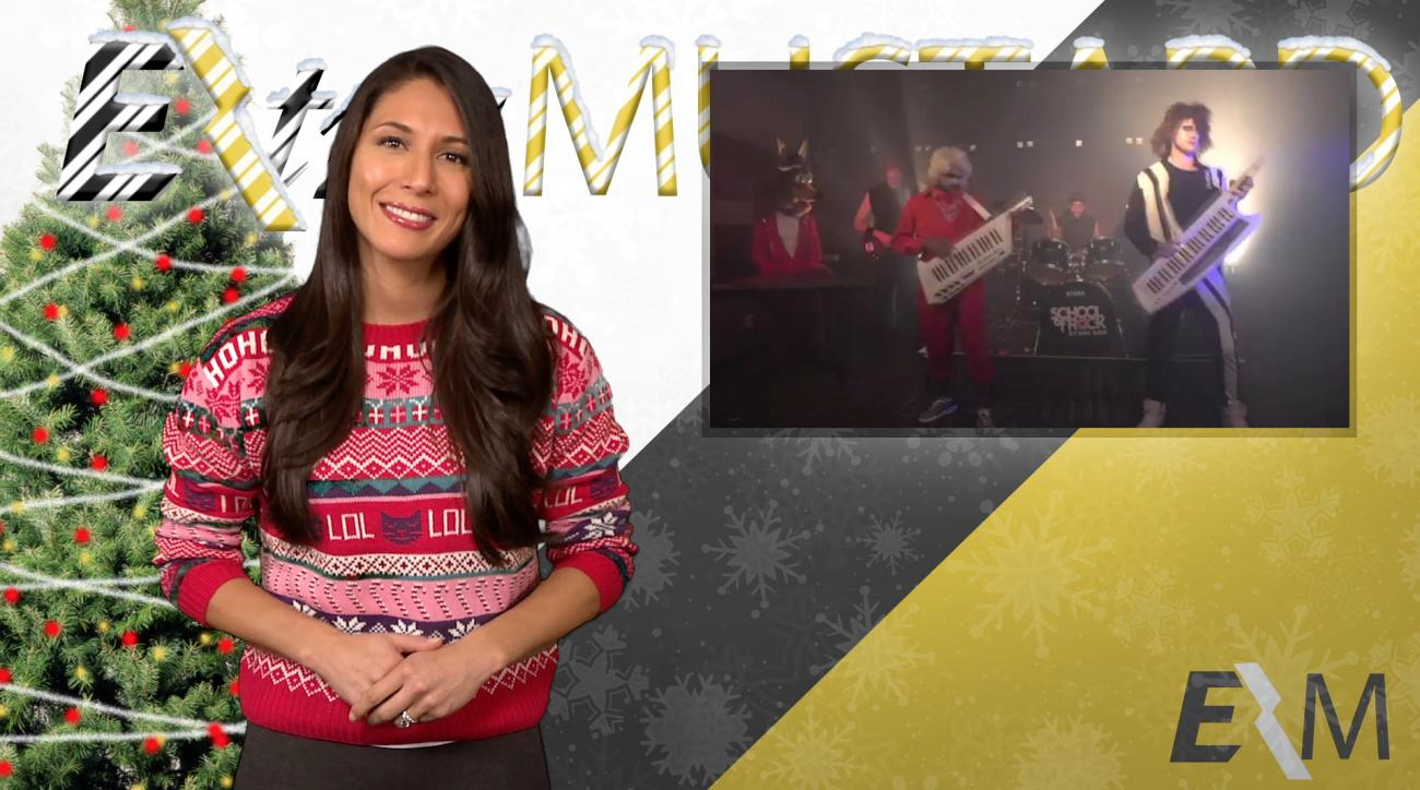 Mustard Minute's 12 Sports Nays of Christmas: 5 members of Spuran Spuran IMG