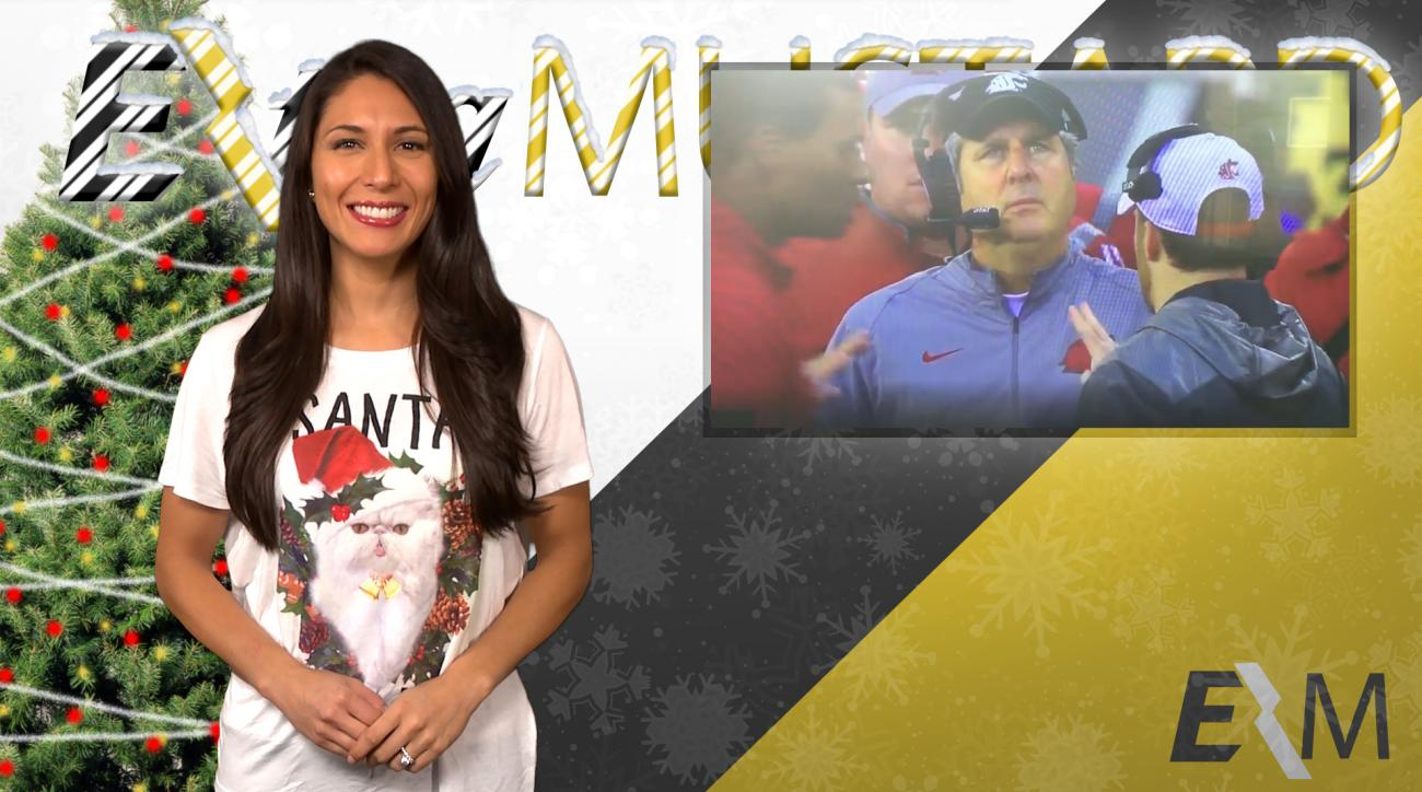 Mustard Minute's 12 Sports Nays of Christmas: 6 deep thoughts with Mike Leach IMG