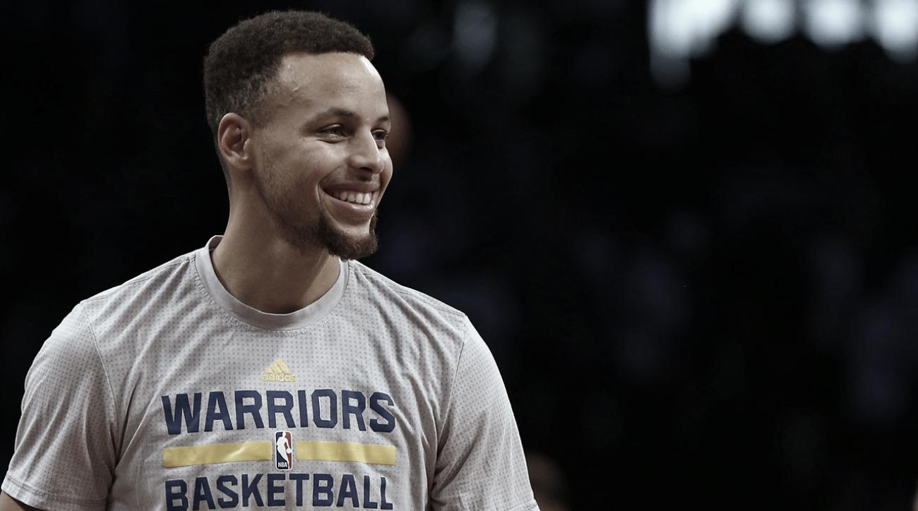 NBA Player of the Year: Stephen Curry IMG