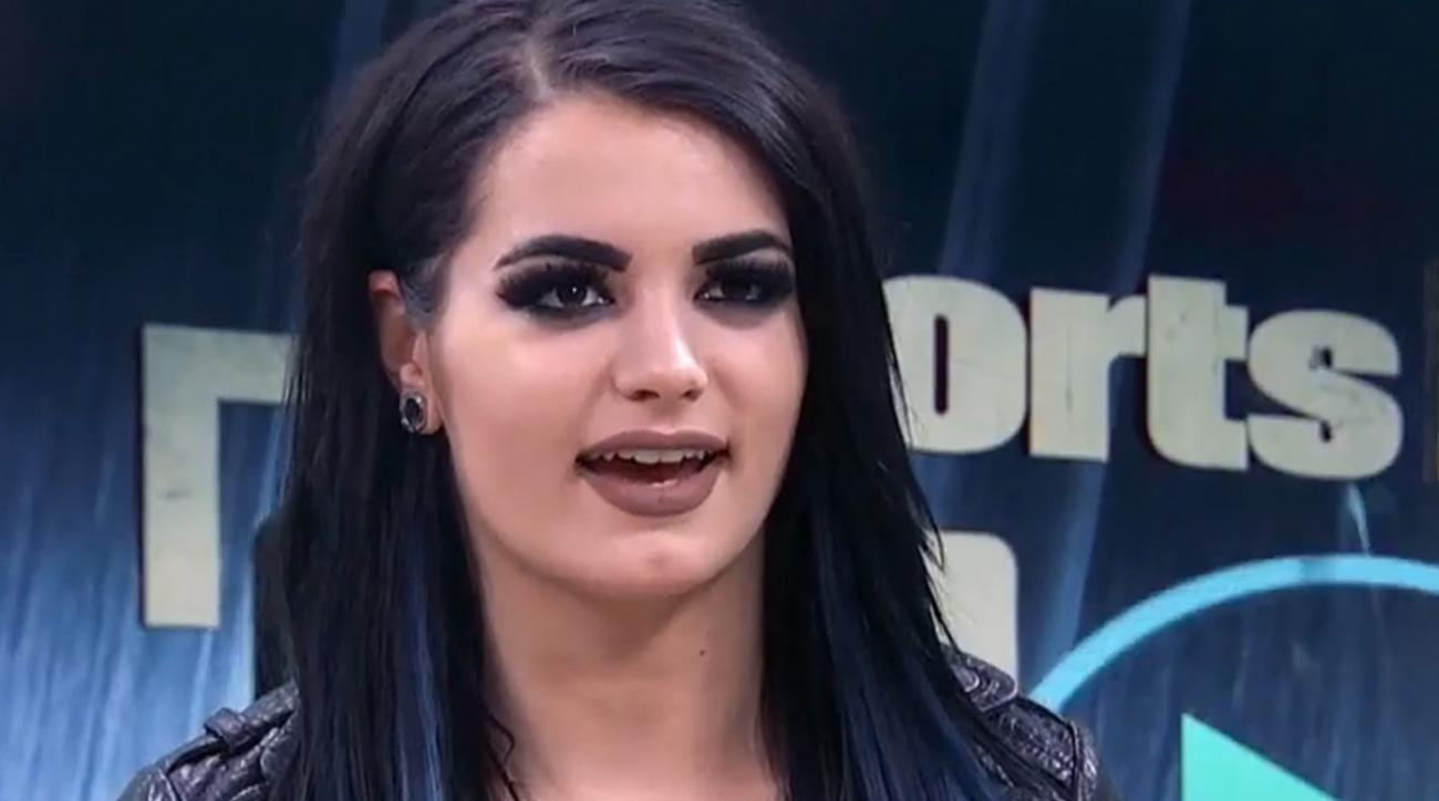 Wwes Paige Talks Wrestling Background, Diva Division And Her Heroes  Sicom-8116