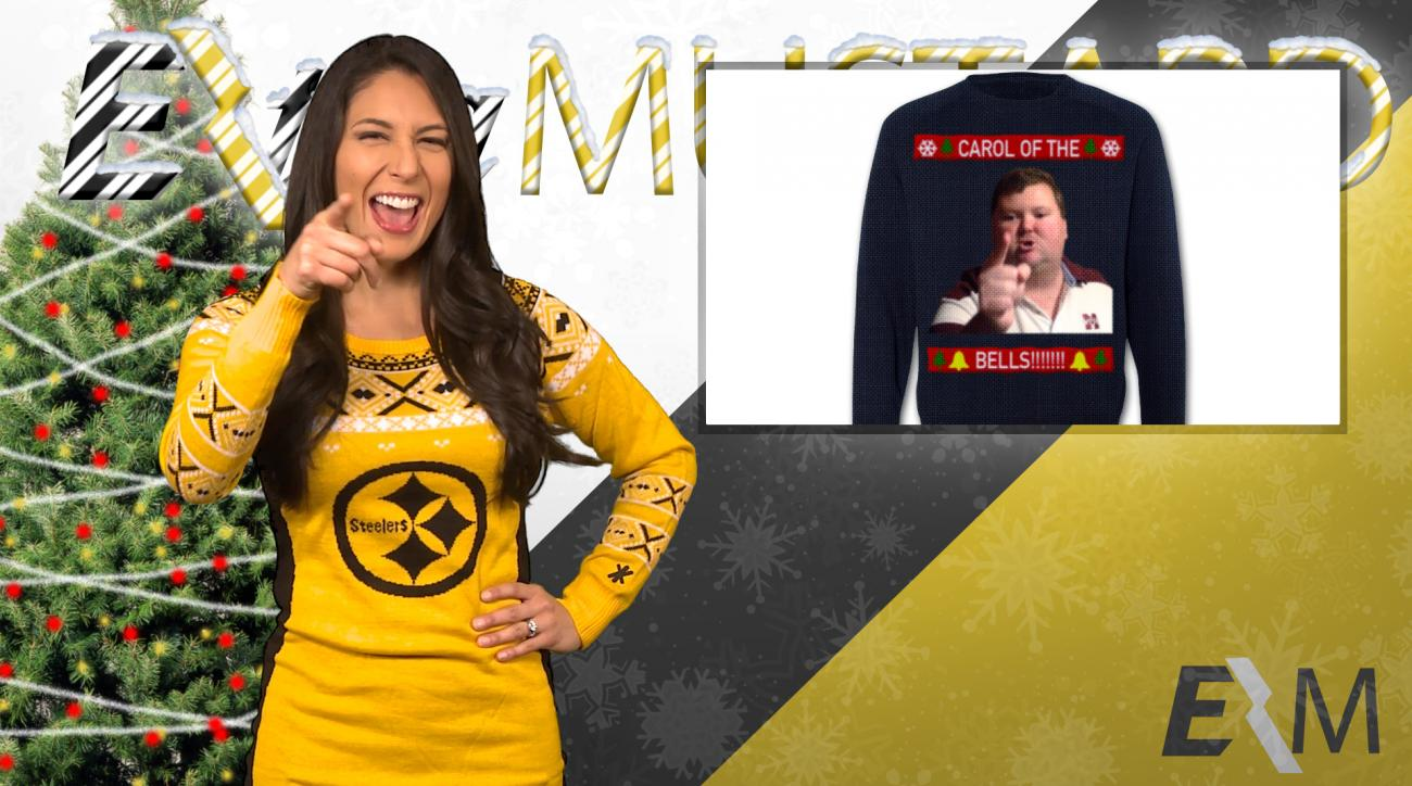 Mustard Minute: Ugly Christmas Sweaters we'd like to see IMG