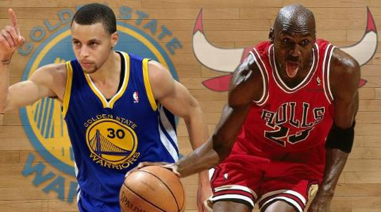 Who would really win? 1995-96 Bulls or 2015-16 Warriors? IMG