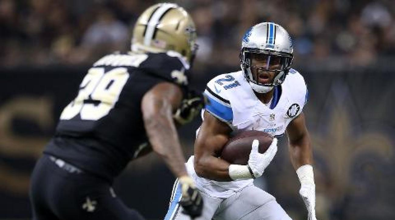 Lions hold off Saints for 35-27 win on Monday Night Football