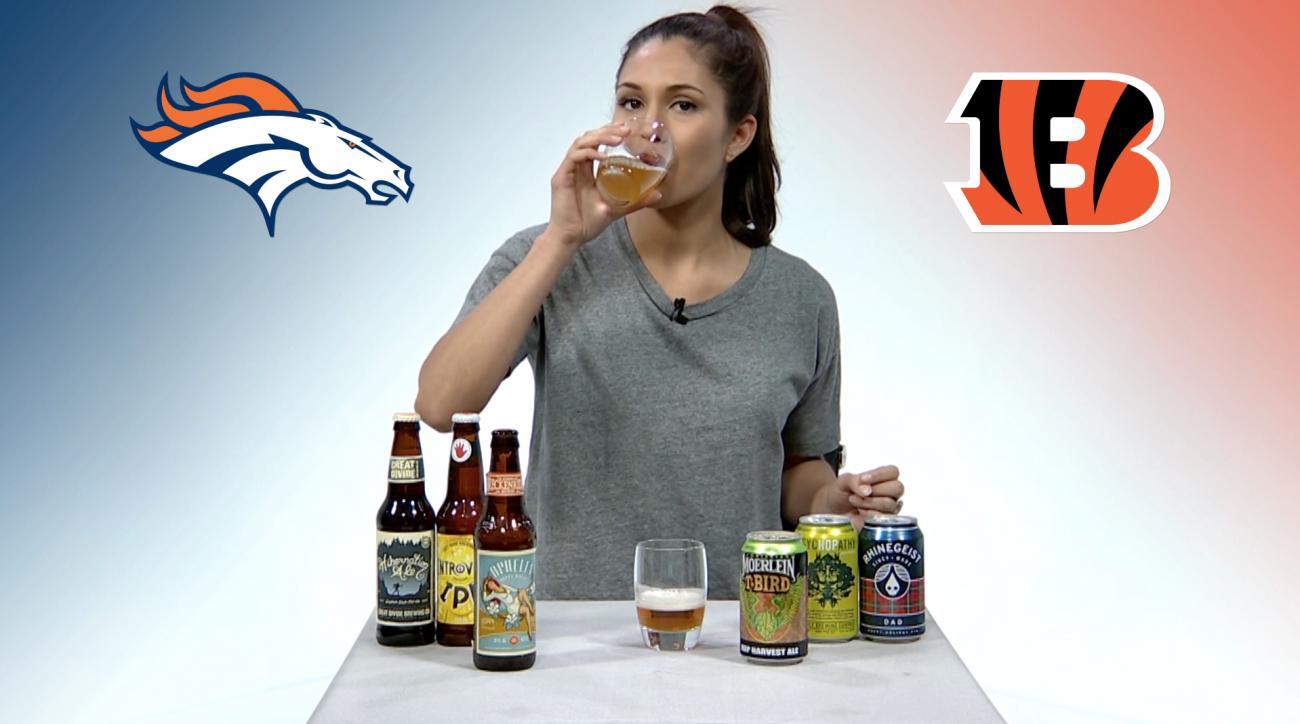 Mustard Minute: Week 16 Monday Night Football Beer Pick 'Em IMG