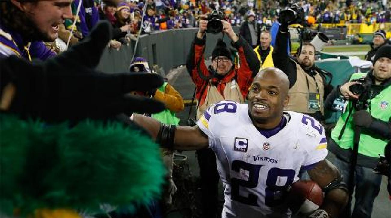 Vikings beat Packers 20-13, clinch NFC North