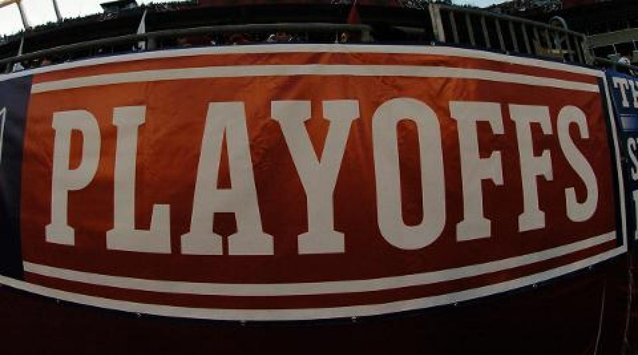2016 NFL playoff schedule: Full slate of first-round matchups