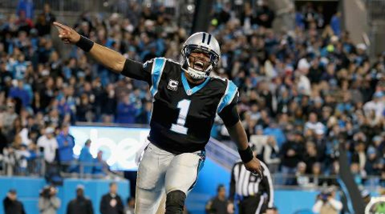 On the Numbers: Panthers QB Cam Newton keeps breaking records