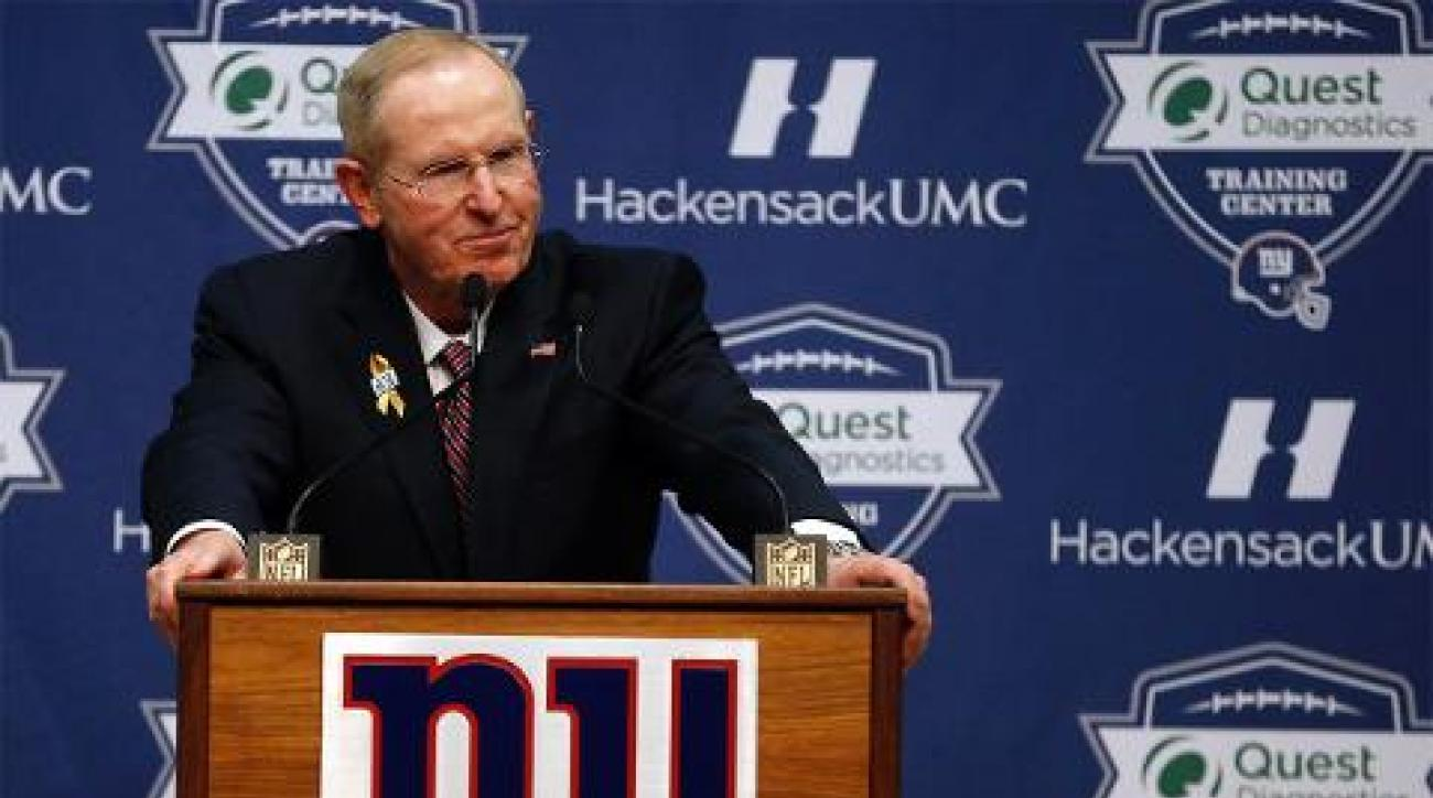 Tom Coughlin 'not necessarily done with coaching' after leaving Giants