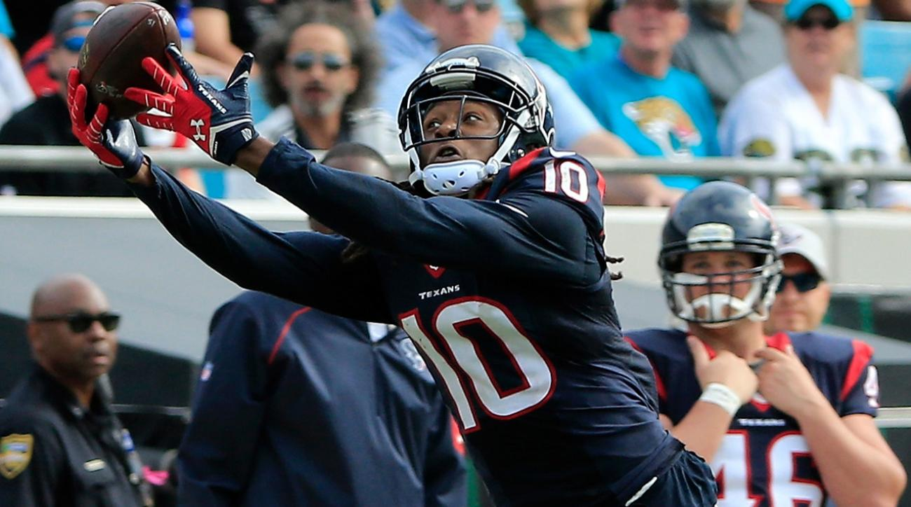 Rising Stars: DeAndre Hopkins